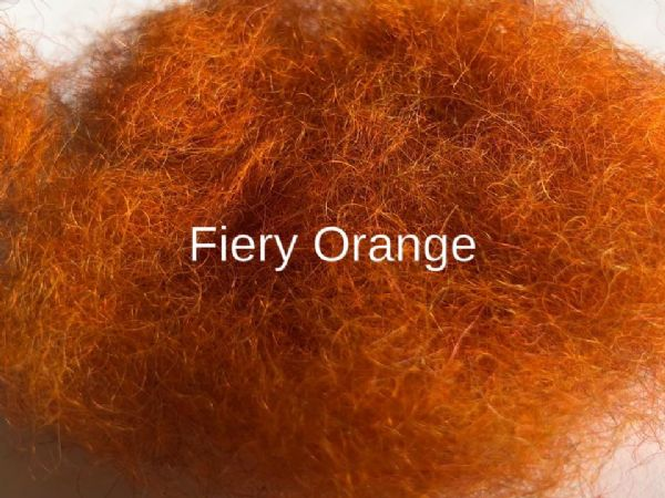 Irish Fiery Orange